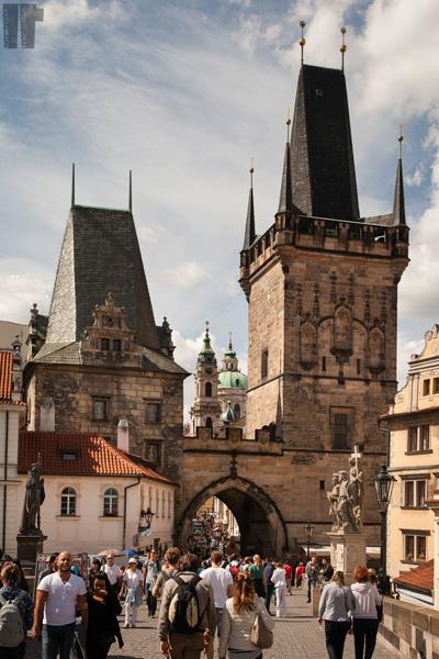 Accesso a Praga