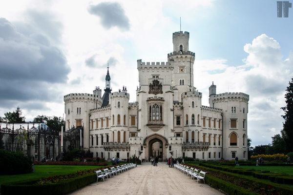 Castello Hluboká nad Vltavou