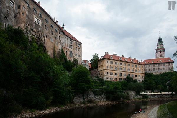 Castello sulla Moldava