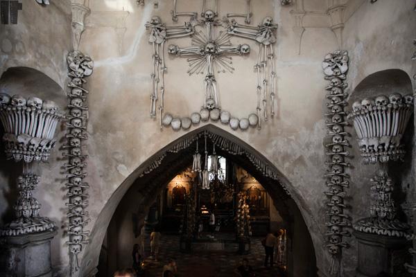 Cripta Ossa