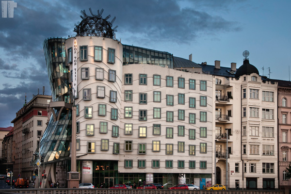 Frank Gehry Dancing House