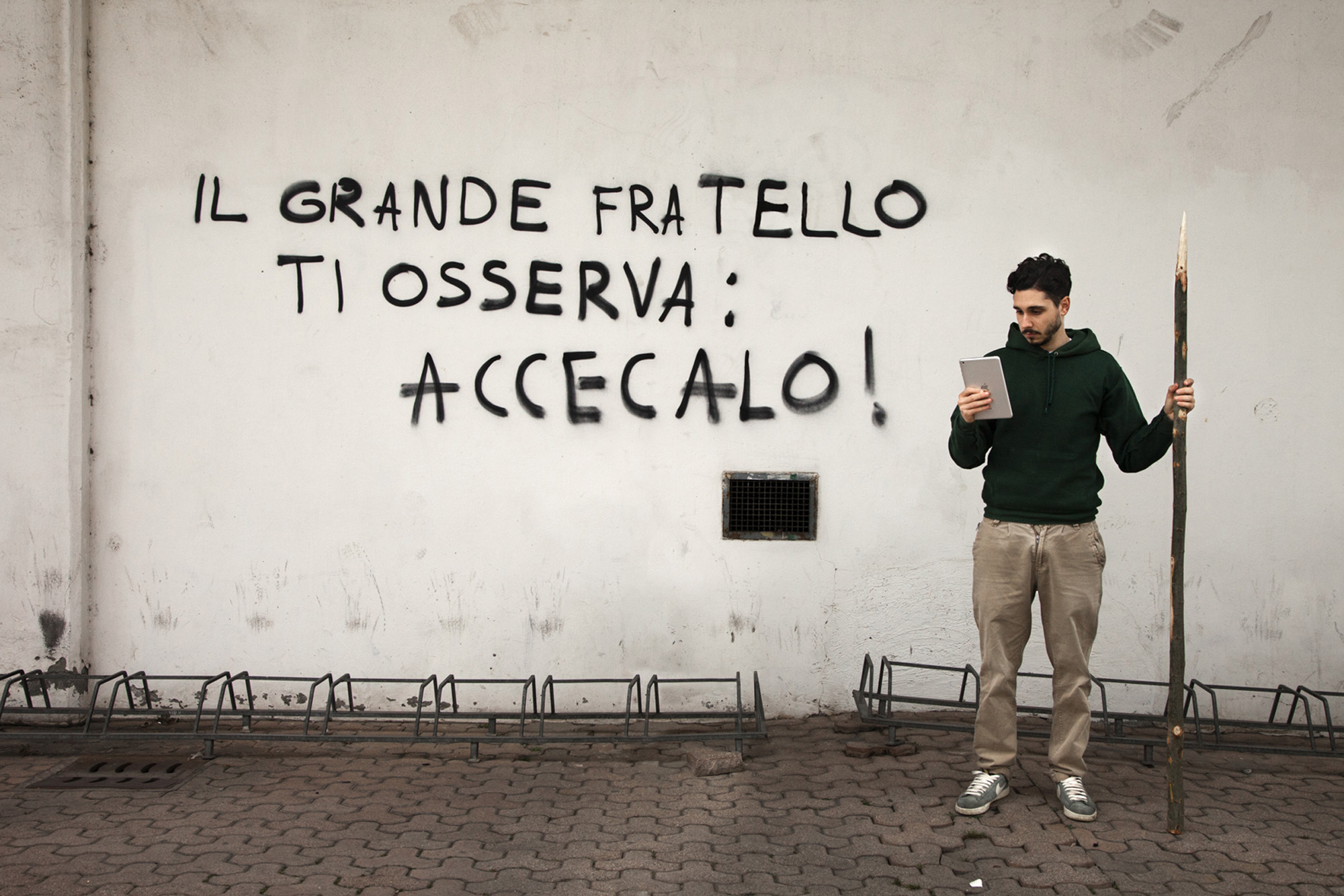 Another Brick In The Wall Grande Fratello