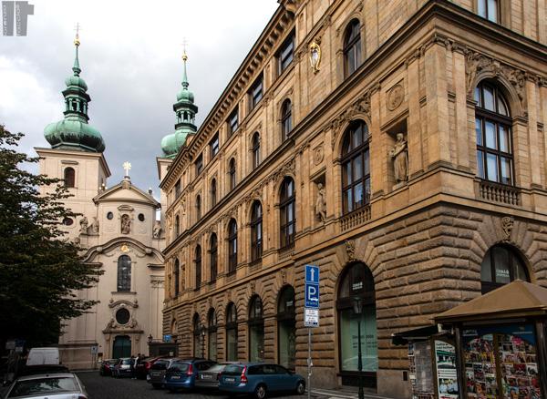 Palazzo Repubblica Ceca
