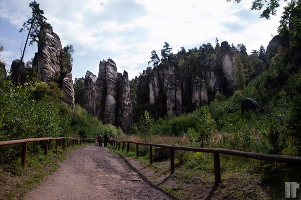 Parco Rocce di Prachov