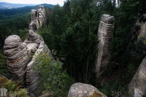 Passeggiata sulle Rocce