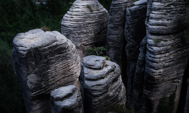 Rocce di Prachov