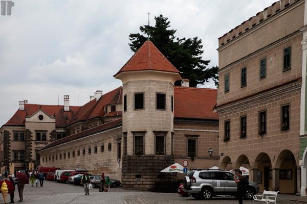 Telč Castello