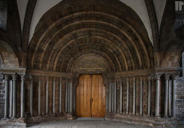 Trebic Basilica San Procopio