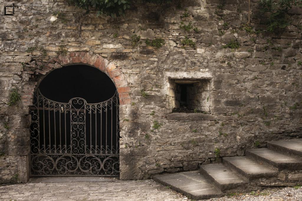 Castello San Vigilio Ingresso