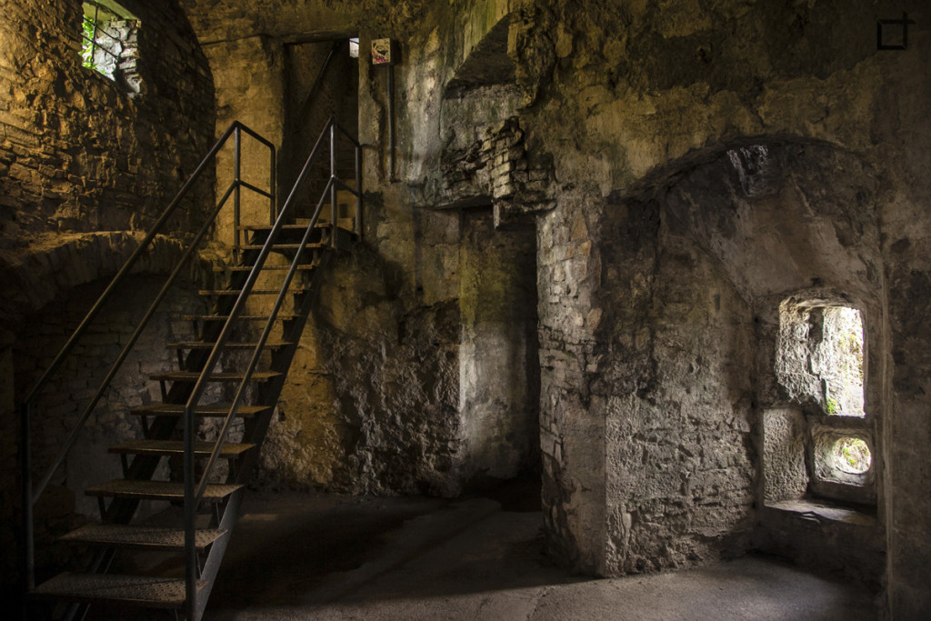 Castello San Vigilio Interni