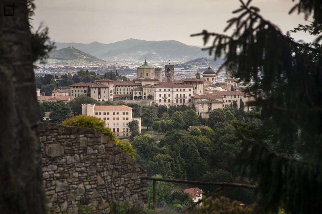 Bergamo Alta Panorama