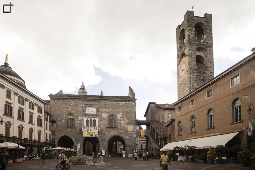 Bergamo Piazza Vecchia