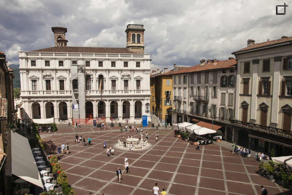 Piazza Vecchia Bergamo Alta