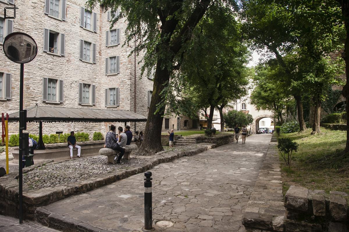 Lavatoi Piazza Angelini