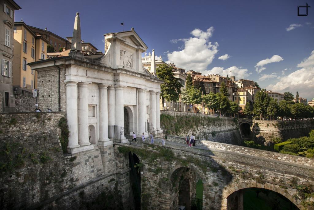 Bergamo Porta San Giacomo