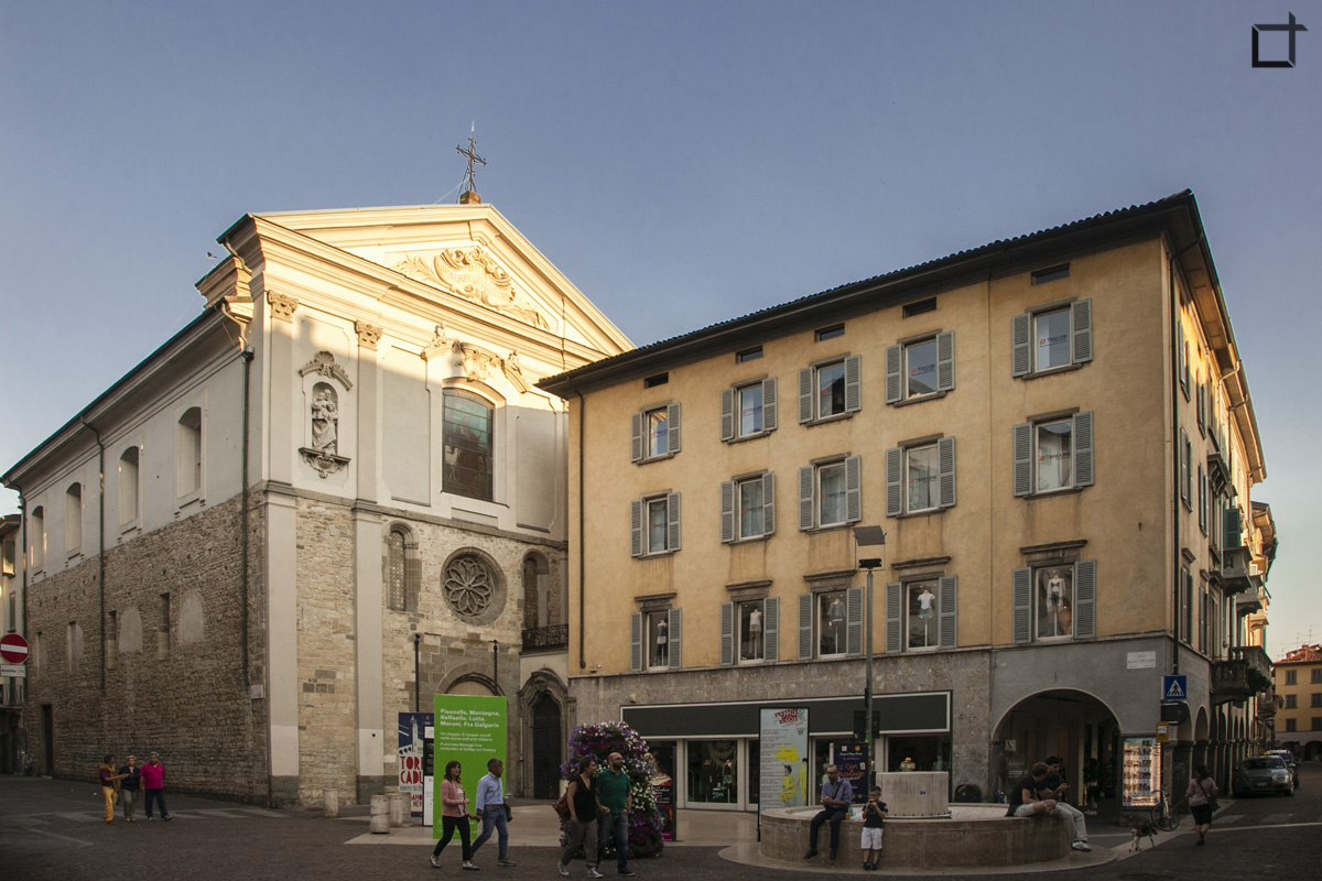 Bergamo Bassa Chiesa