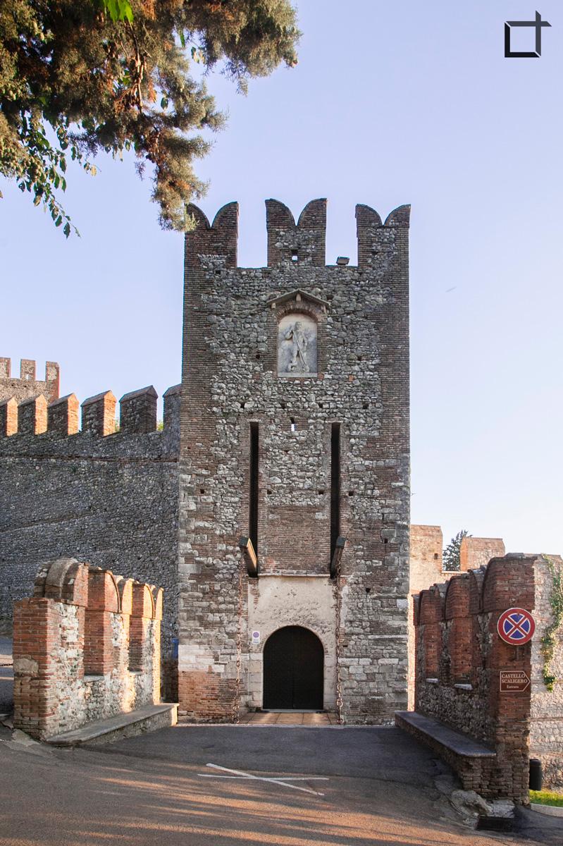 Mura Castello Scaligero