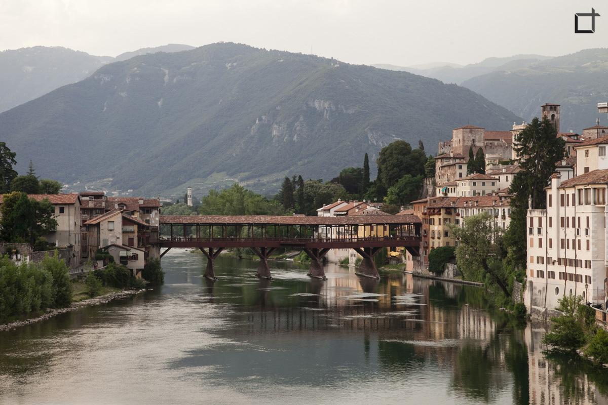 Fiume Brenta Ponte Vecchio