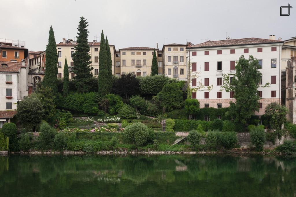 Giardino sul Brenta