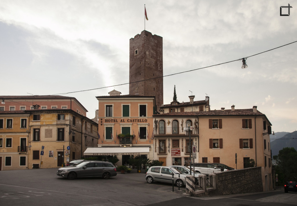 Torre Castello degli Ezzelini Bassano