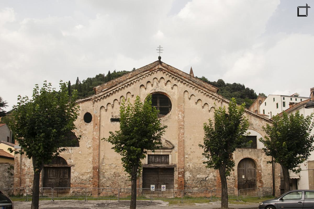 Chiesa Abbandonata di Santo Stefano