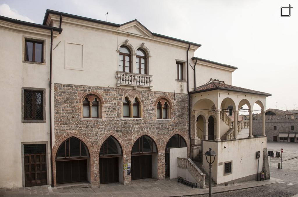 Palazzo Monte di Pietà Monselice