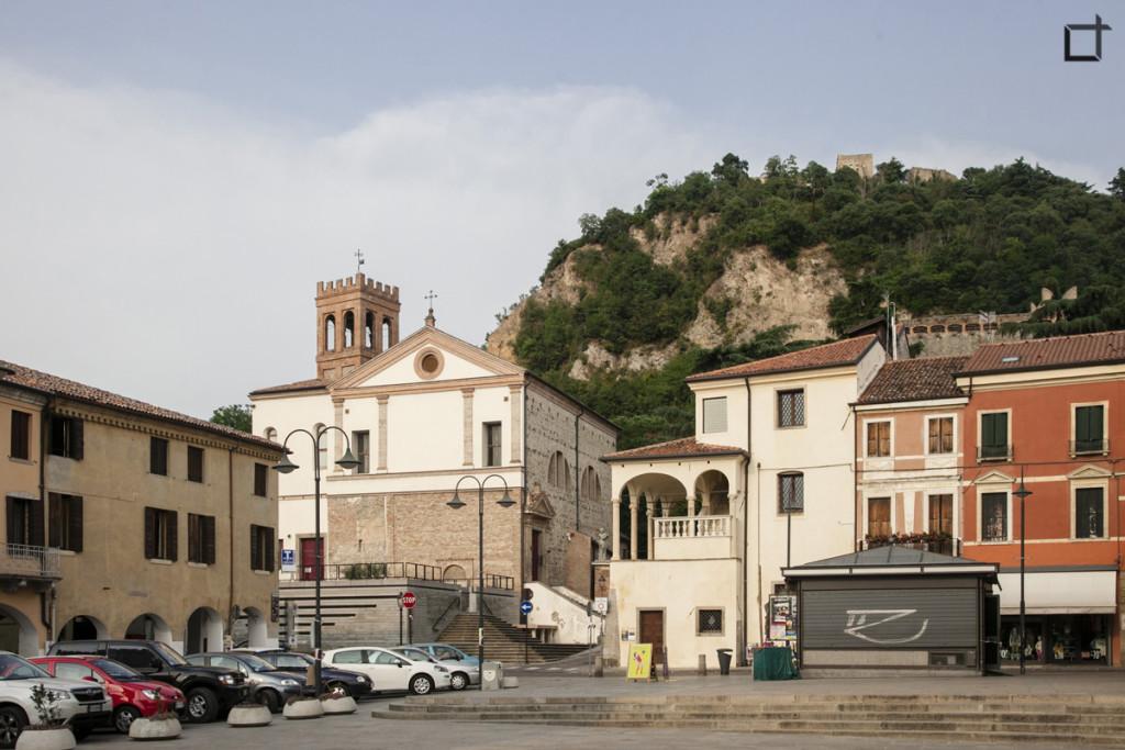 Monselice Piazza Mazzini