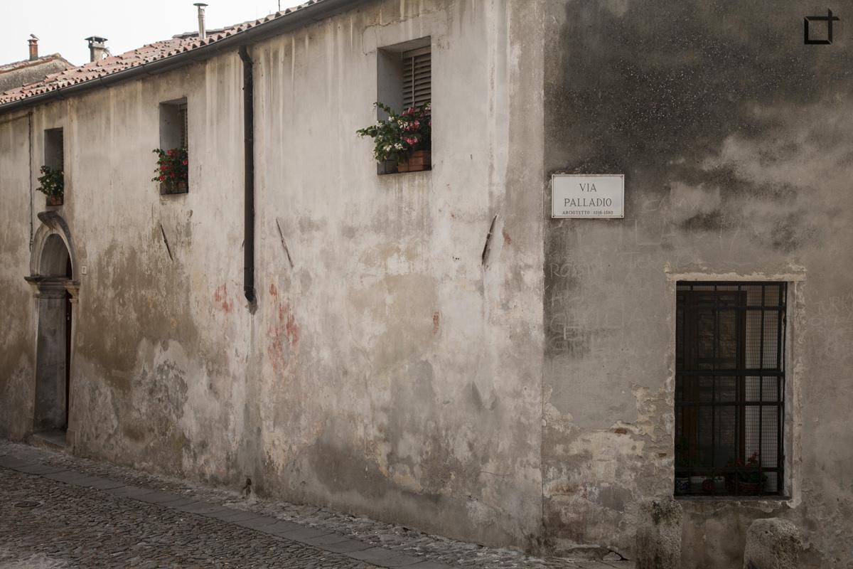 Monselice Via Palladio