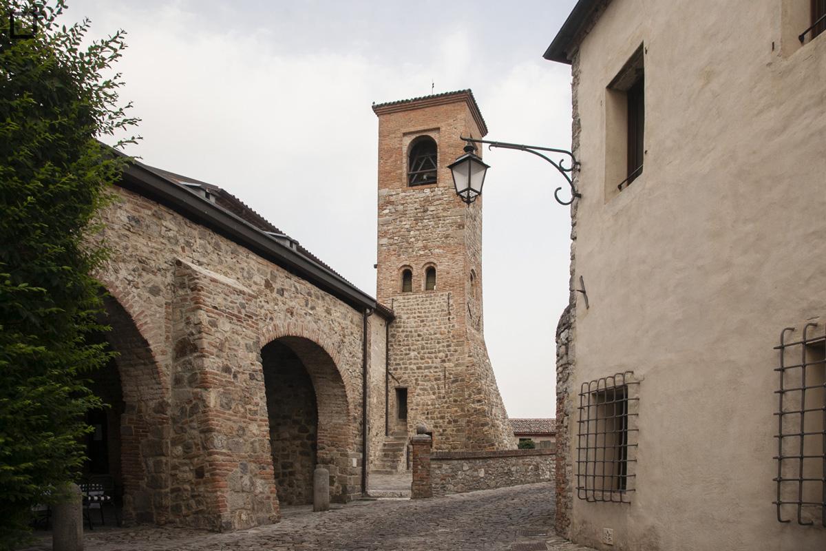 Oratorio Santa Trinità Torre Campanaria