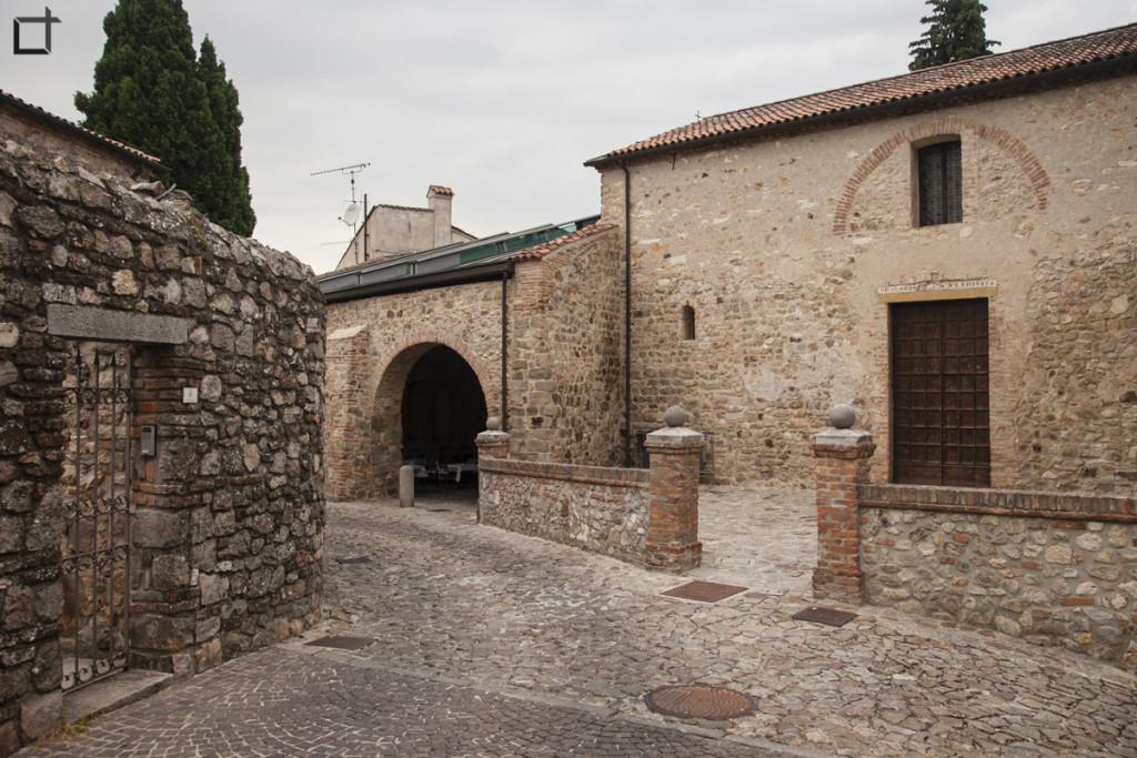 Arqua Petrarca Piazzetta