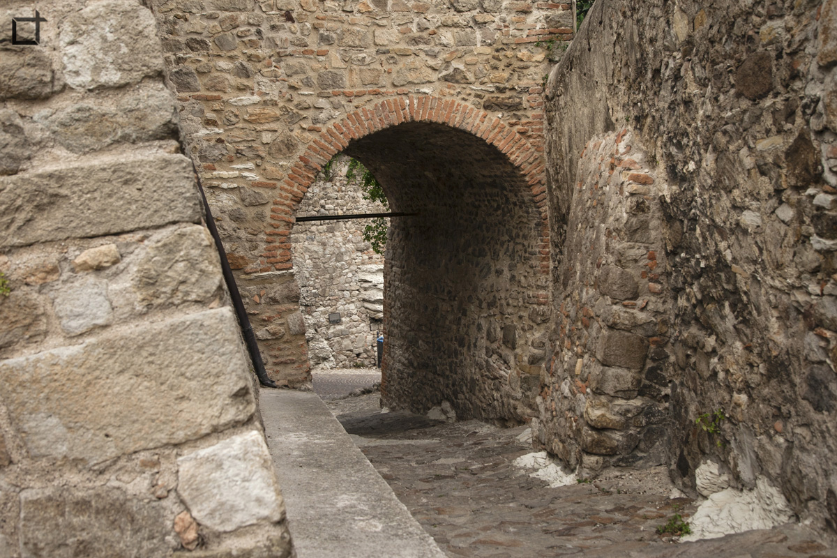 Arqua Petrarca Arco