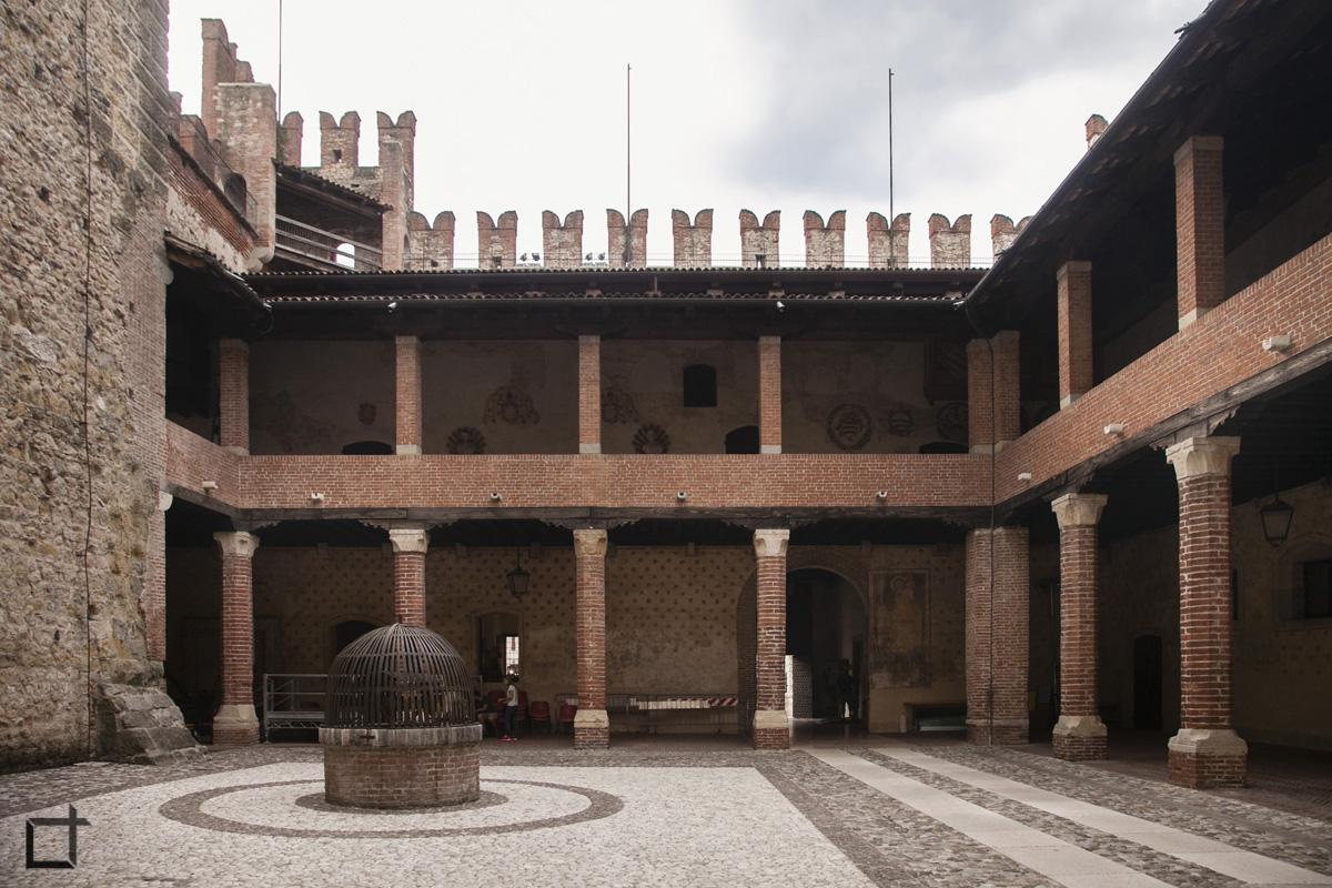 Marostica Castello Inferiore Interni