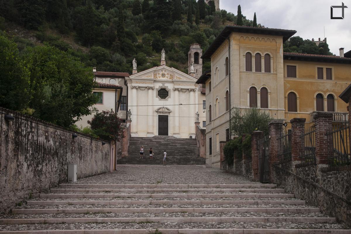 Marostica Chiesa dei Carmini