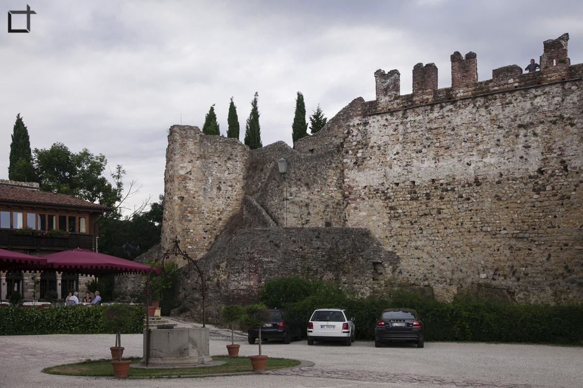 Interni Castello Superiore