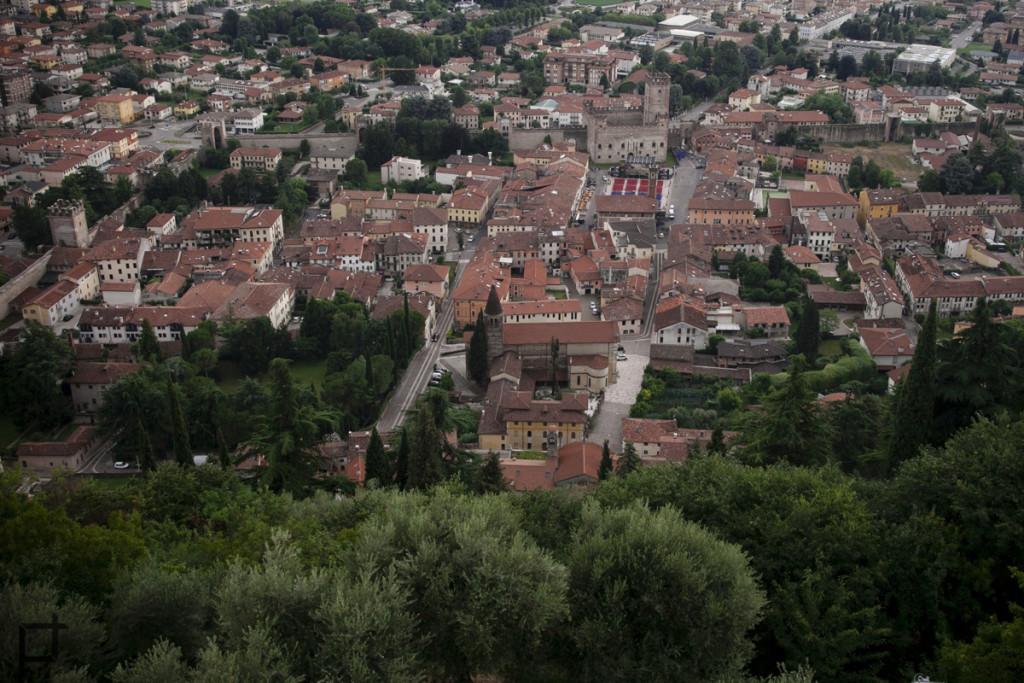 Centro dal Castello Superiore
