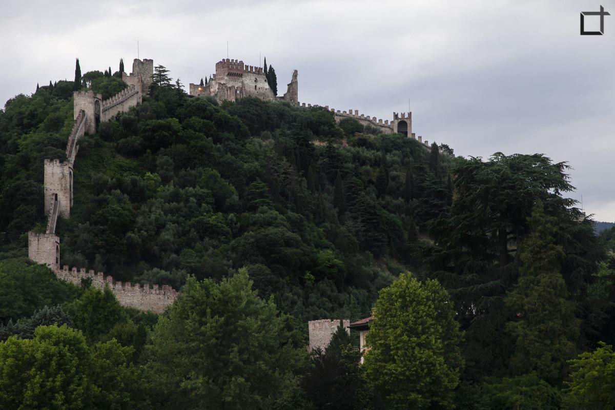 Marostica Cinta Muraria e Castello Superiore