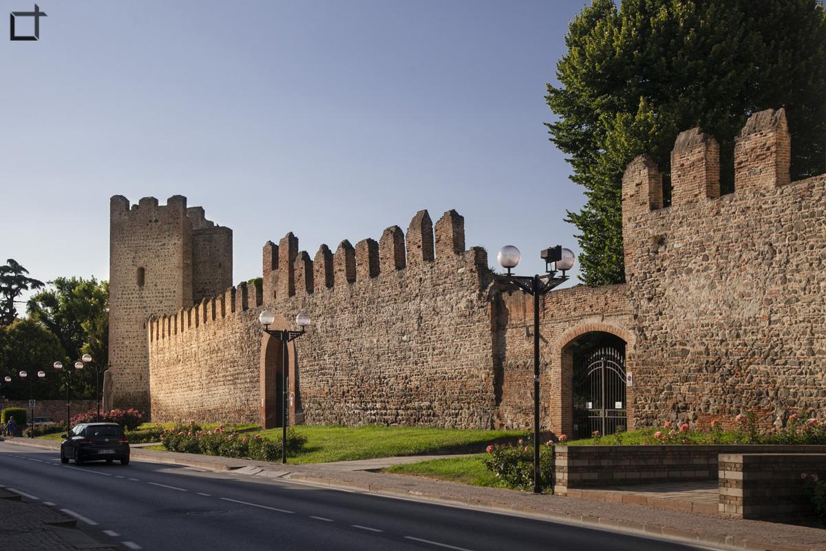Mura Castello Este