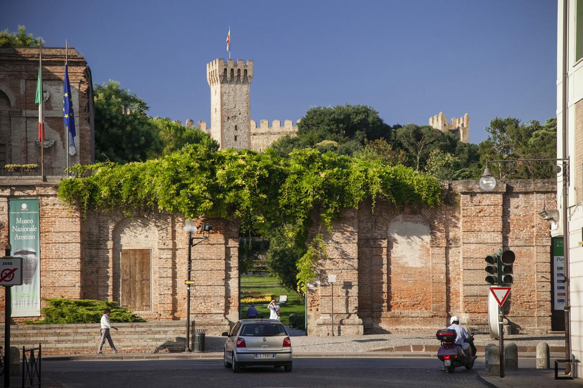 Castello Carrarese Este
