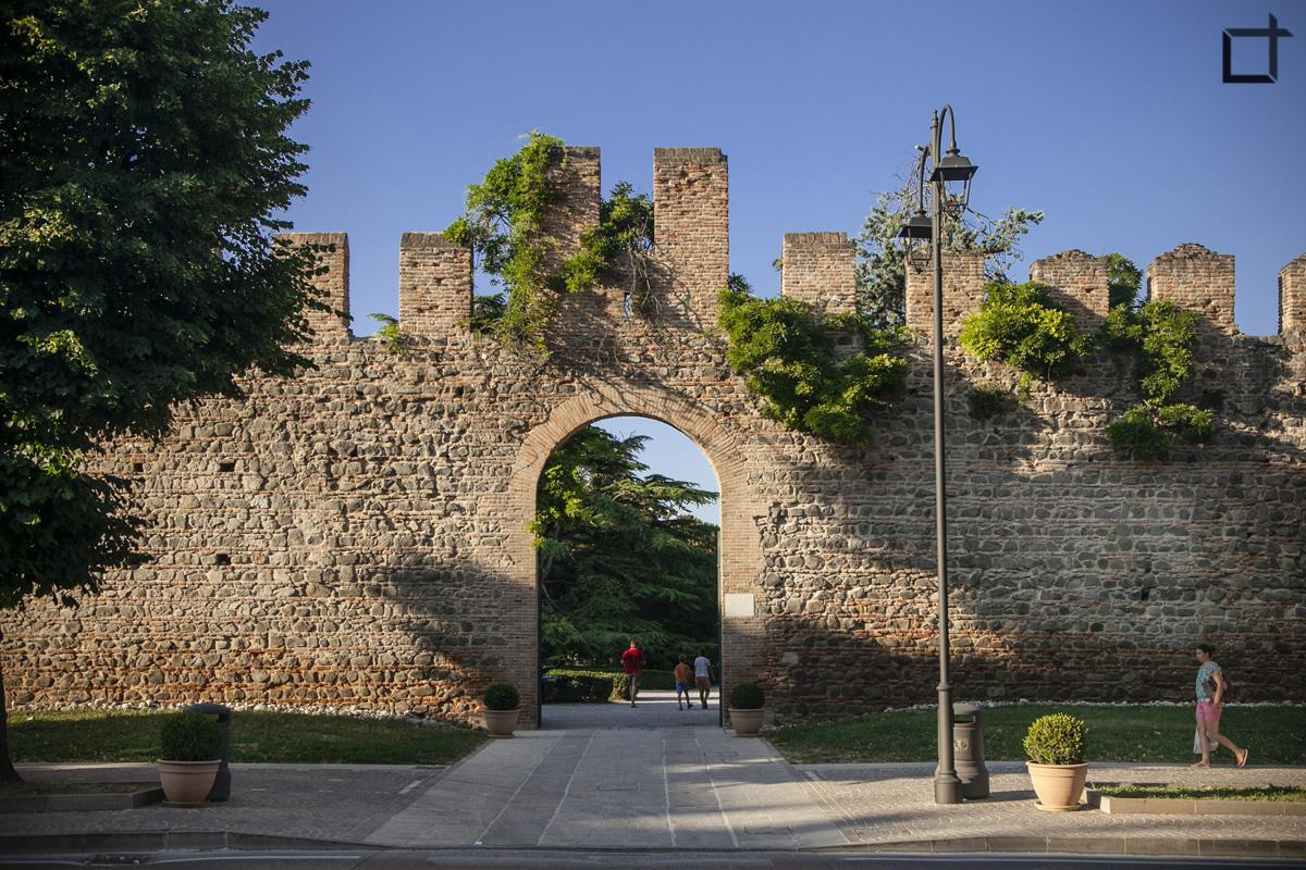 Ingresso Mura Castello