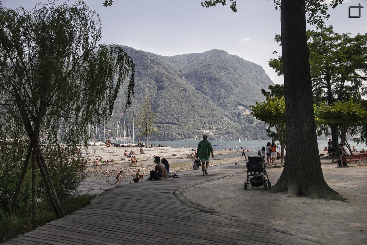 Passerella Lugano