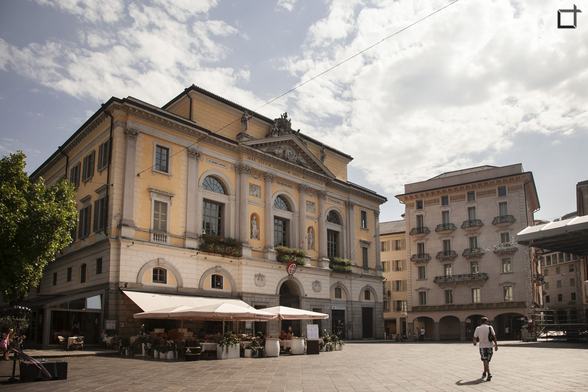 Municipio Lugano