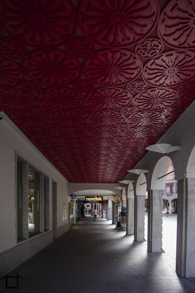 Portico Rosso