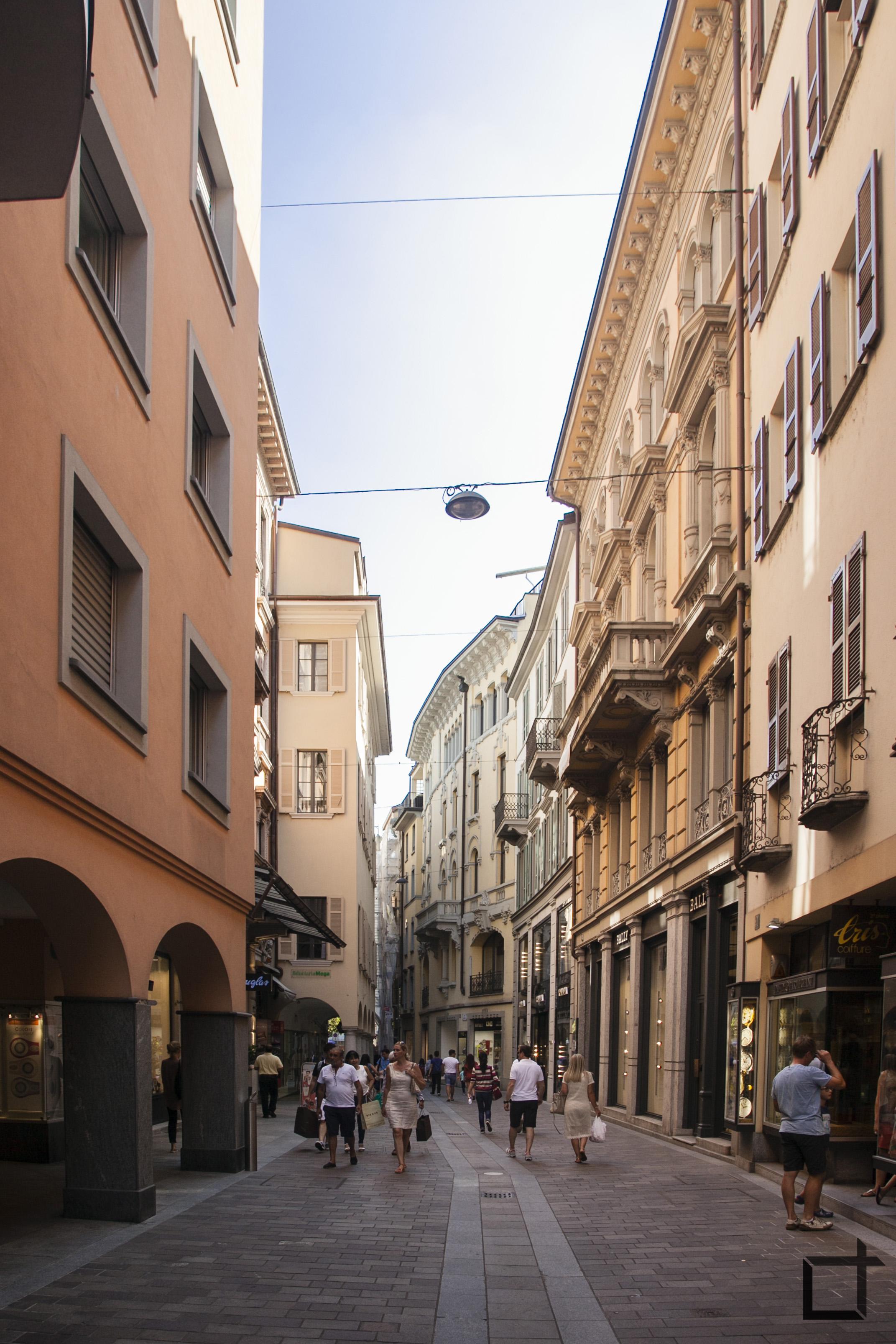 Shopping Lugano