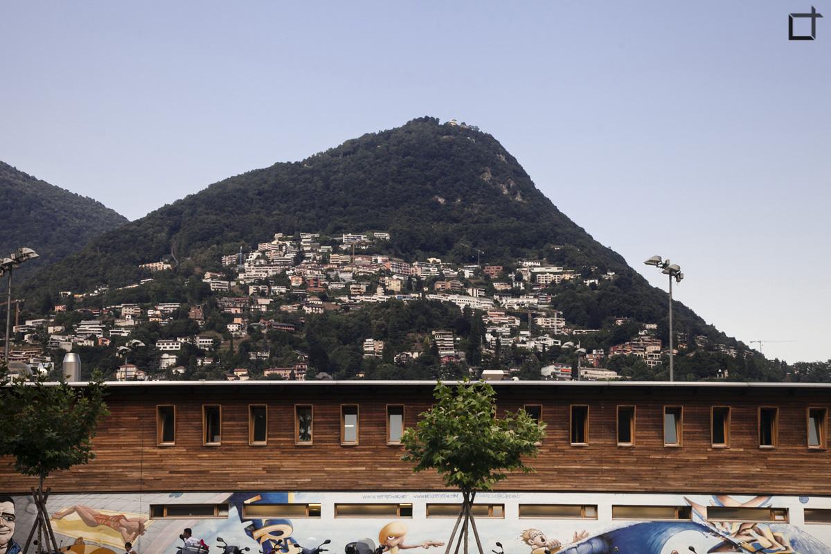 Lugano Lido in via Foce