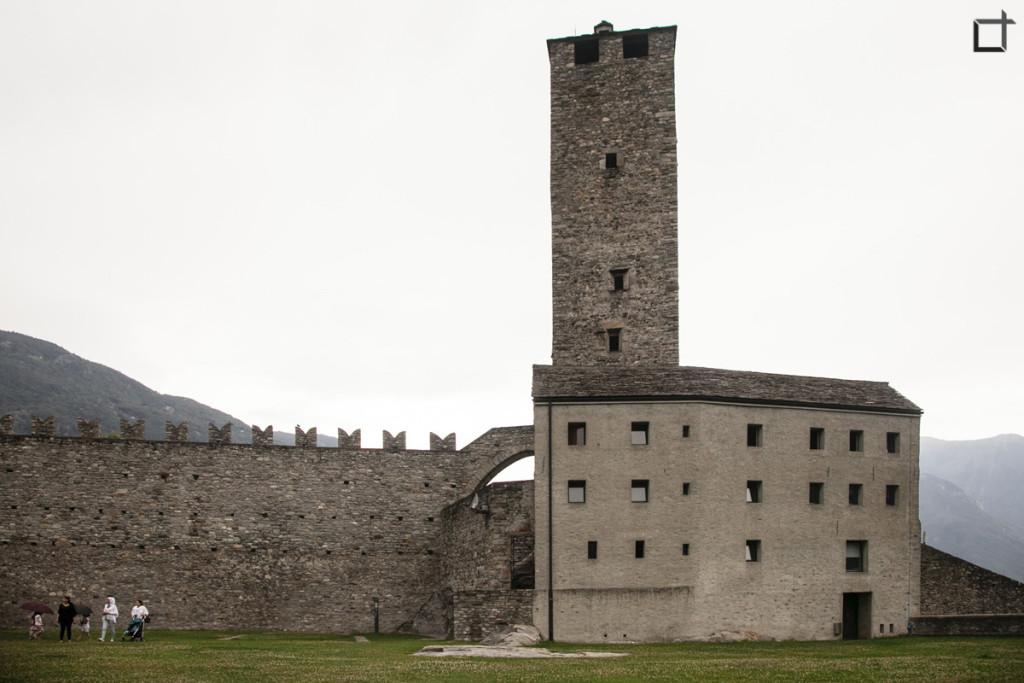 Castelgrande Mura Prato