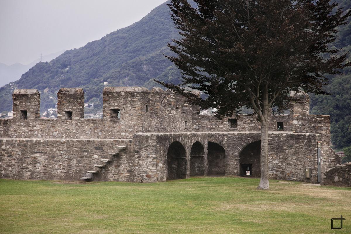 Mura Castelgrande