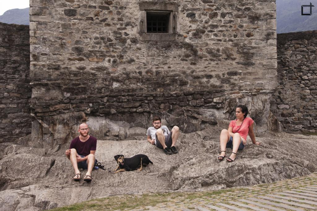 Riposo al Castello