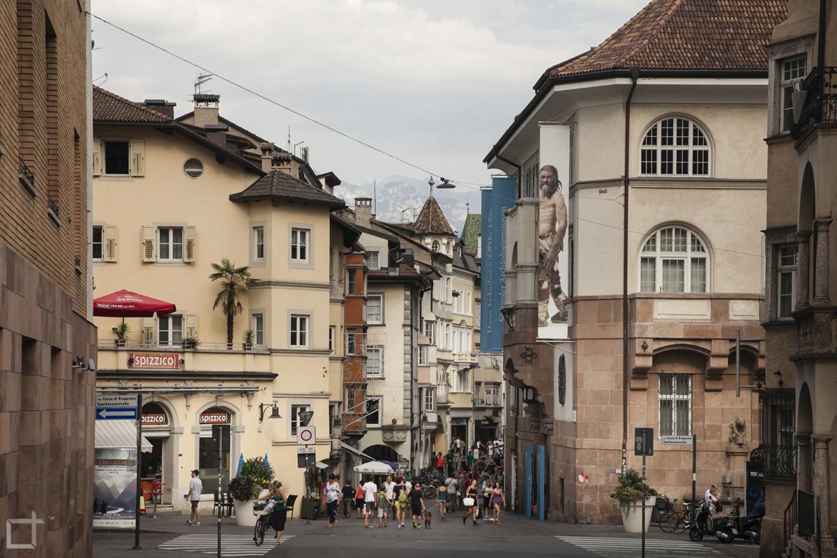Bolzano Via Museo