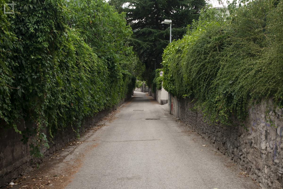 Via del Castel Mareccio