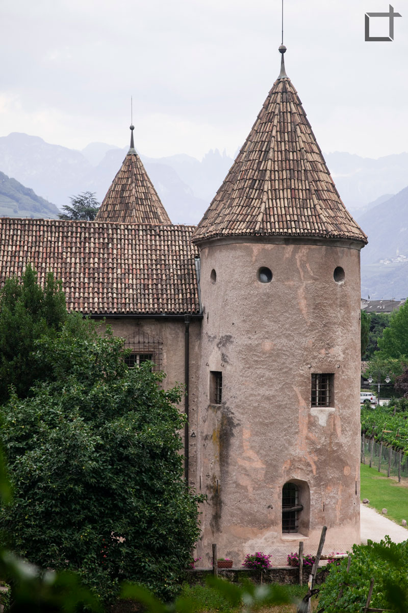 Torre Castel Mareccio Bolzano